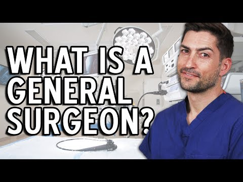 What Is A General Surgeon?