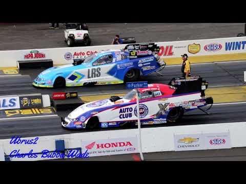 NHRA AUTO CLUB RACEWAY at POMONA WINTERNATIONALS FEBRUARY 8-11 -2018
