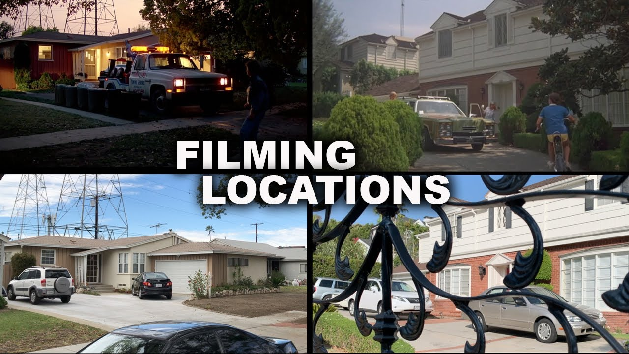 Download California Homes FILMING LOCATIONS Then and Now