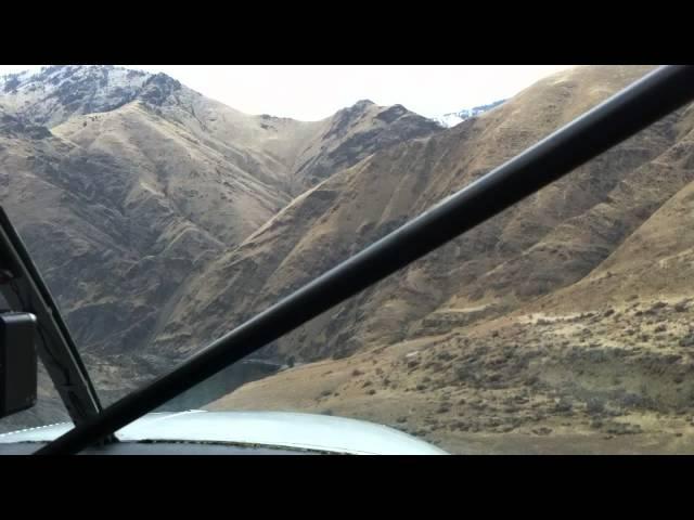Sluice Airstrip Quick Take Off