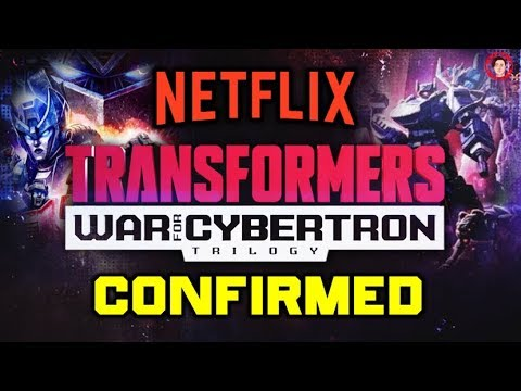 Netflix Transformers: War For Cybertron Series CONFIRMED 2020 - Breakdown &  Details