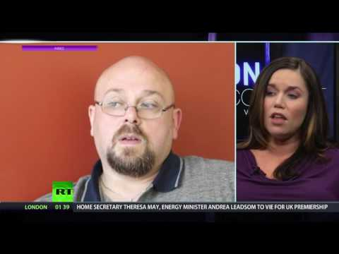 Chris Hedges 'On Contact' : Wrongfully convicted - Alison Flowers