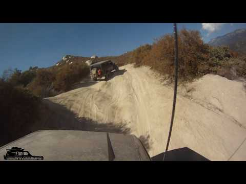 Indian Mountain Trail 4S21 in Toyota FJ60 Land Cruiser v2