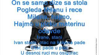Edo Maajka - On Je Mlađi (TEKST)