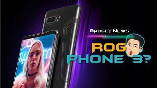 Bocoran Pertama ROG Phone 3! Desain Galaxy Note 20! Earpods Dihilangkan dari iPhone! - Lazy News