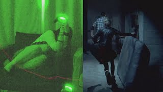 "Until Dawn ""The Science of Fear"" (Bonus Content) Design Director Tom Heaton Behind the Scenes"