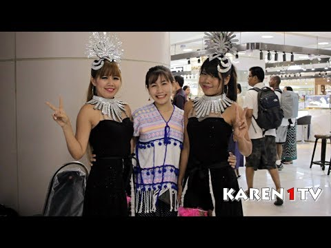 Karen1TV- Visit Yangon Biggest Market/Mall Myanmar(Burma)