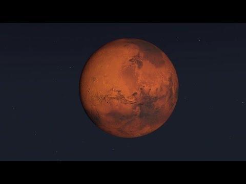 A brief history of Mars exploration
