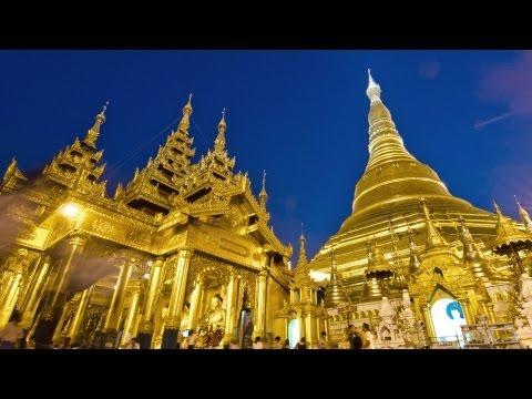 Top 8 Places to Visit   Yangon Travel