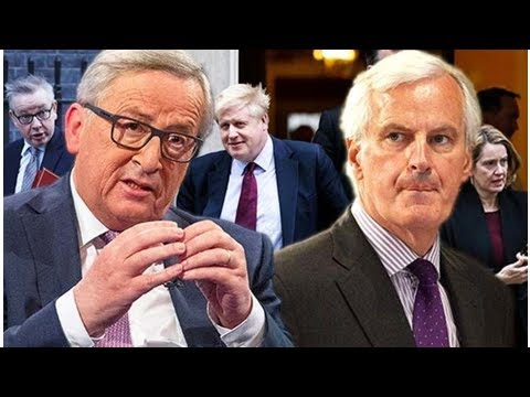 Brexit WALKOUT: No deal on the cards as UK ministers left fed up with stubborn EU