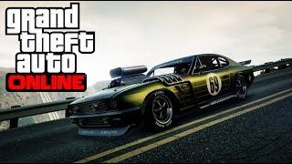 Dewbauchee Rapid GT Classic Garage Options and Showcase GTA 5 Smuggler's Run DLC