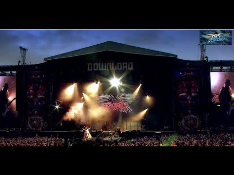 Aerosmith -Train Kept A Rollin'  (FULL HD)