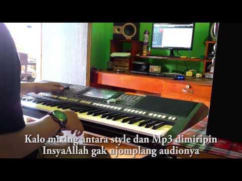 Tutorial house music dari style ke mp3 atau audio player PSR S970