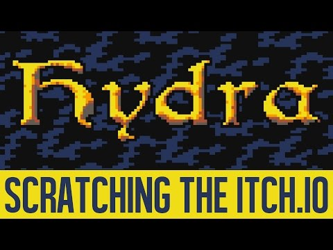 Hydra - Old School Goodness | Scratching The Itch.io
