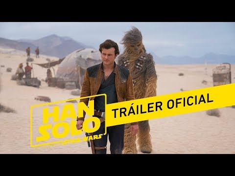 HAN SOLO: Una Historia de Star Wars - Nuevo Tráiler en español | HD