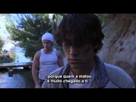Brick (2005) tunnel scene