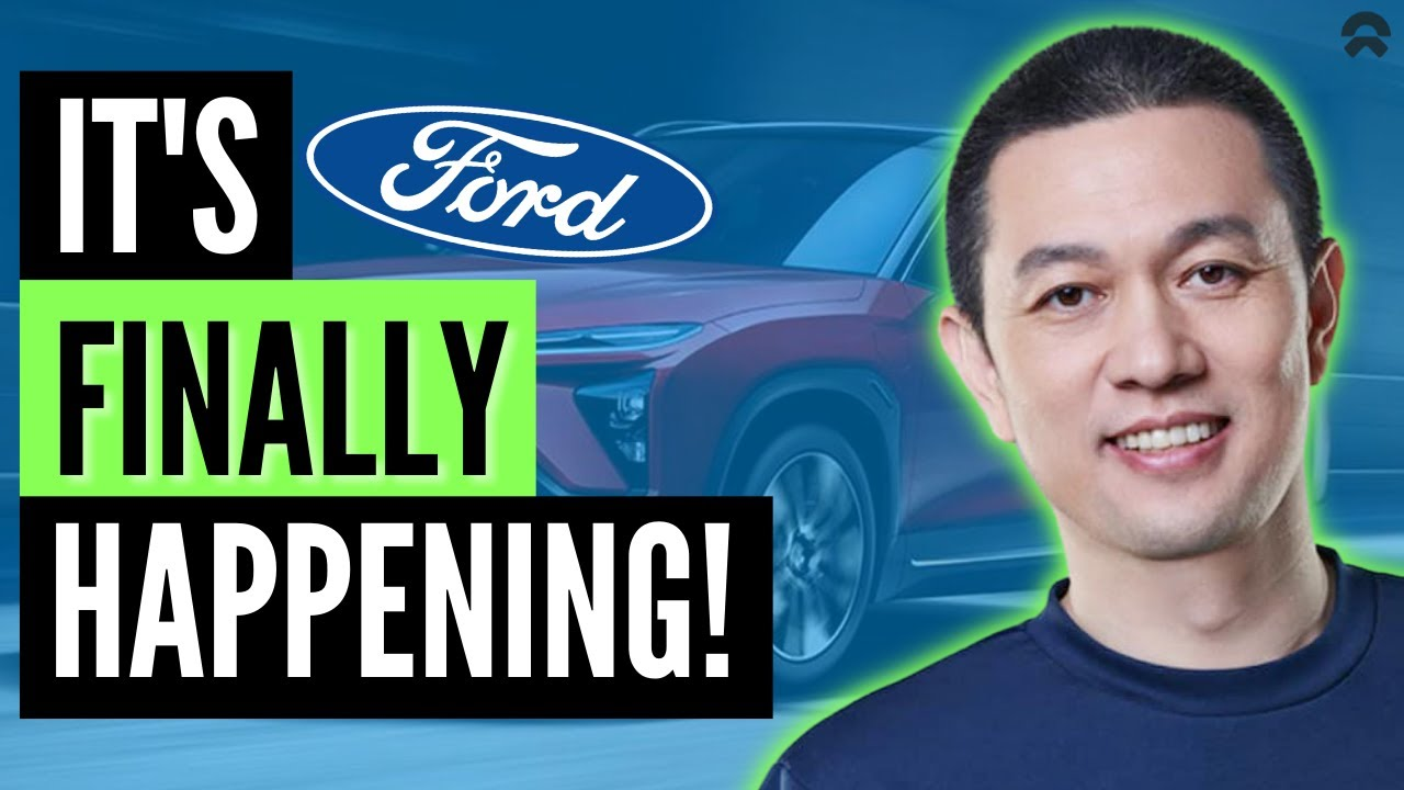 NIO And FORD Partering Again! This Is Great For NIO Stock!