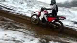 Żabie Doły, Ajska- Honda XR250R, MTX125R, Cagiva 125