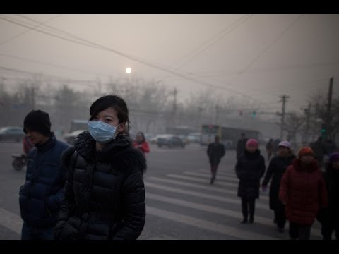 Beijing 'Barely Suitable' For Living Due To Pollution