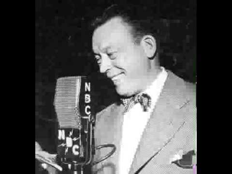 Fred Allen radio show 11/28/48 Is Radio Comedy Suffering?