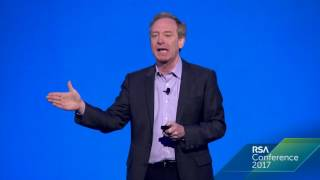 Brad Smith at RSA 2017: The Need for a Digital Geneva Convention
