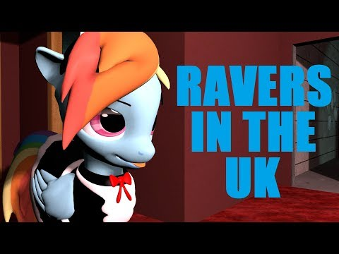 SFM PMV Ravers in the UK Explicit!