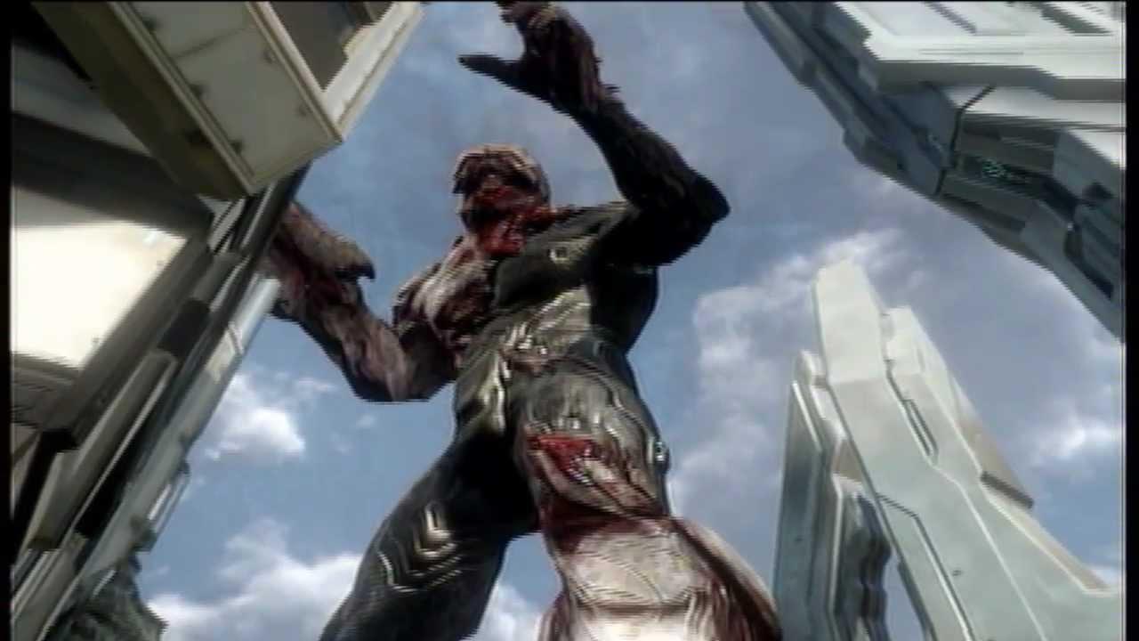 Halo 4 flood gigante hack mod youtube - Halo 4 photos ...