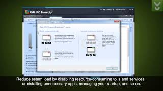 AVG PC TuneUp 2014 - Optimize your PC for best performance - Download Video Previews