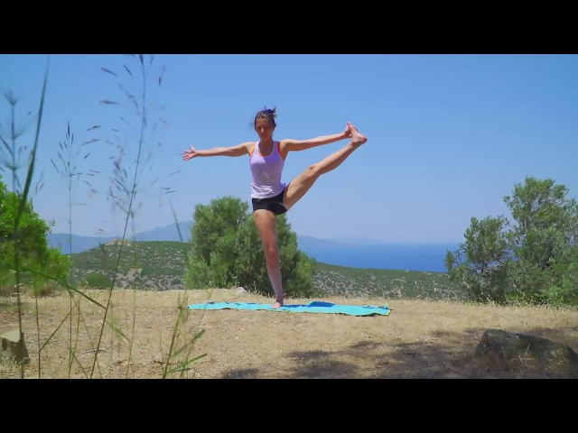 Yoga and Stretching. Intermediate level. Long version