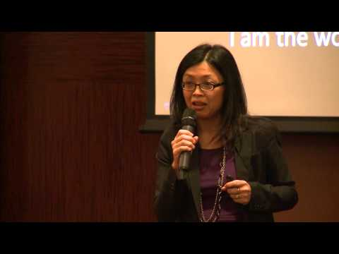 Attachment and resilience -- the power of one: Dr. Erica Liu Wollin at TEDxHongKong 2013