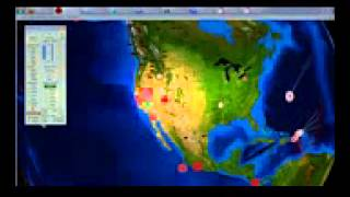 10/4/2011 -- Always look up earthquake epicenters on Google Earth = Volcano Mountain, CA quake | His