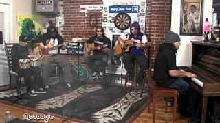 "TRIBAL SEEDS ""The Garden"" - stripped down session @ the MoBoogie Loft"