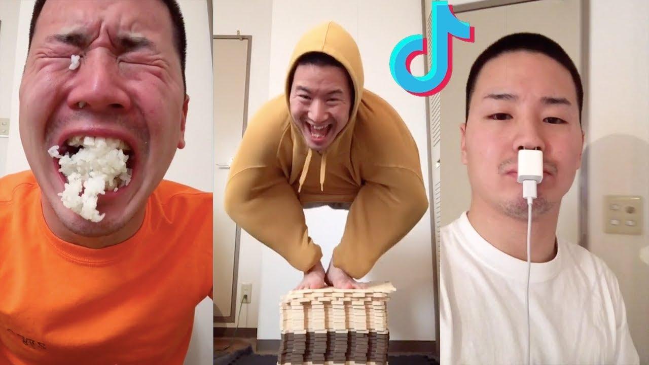 El chino chistoso y famoso de Tiktok  Junya