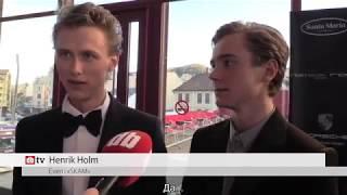 GULLRUTEN Тарьяй и Хенрик: Мы очень близкие друзья (Русские субтитры)   Tarjei & Henrik RUS SUB