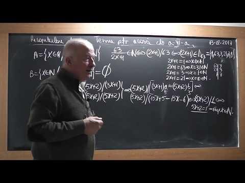 2/3 1663 Clasa 6 Recapitulare teza: Operatii in Q Divizibilitate Teorema impartirii cu rest