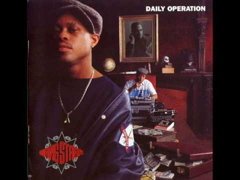 Клип Gang Starr - No Shame In My Game