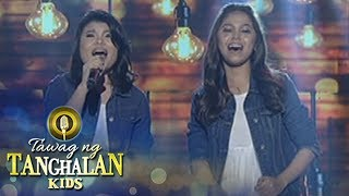 Tawag ng Tanghalan Kids: Pauline and Marielle belt out Debbie Gibson songs