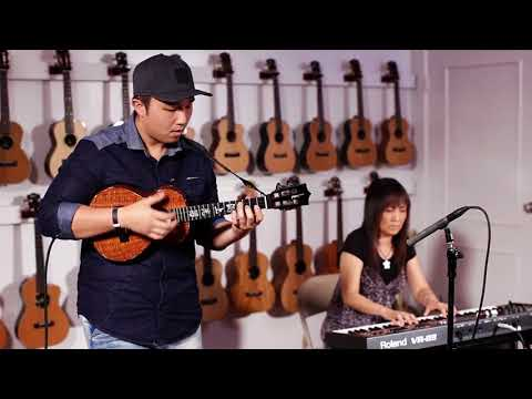 "Kris Fuchigami ""How Far I'll Go"" Ukulele Instrumental"