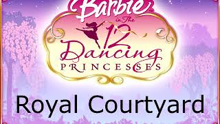 Barbie in the 12 Dancing Princesses (PC) (2006) - Royal Courtyard
