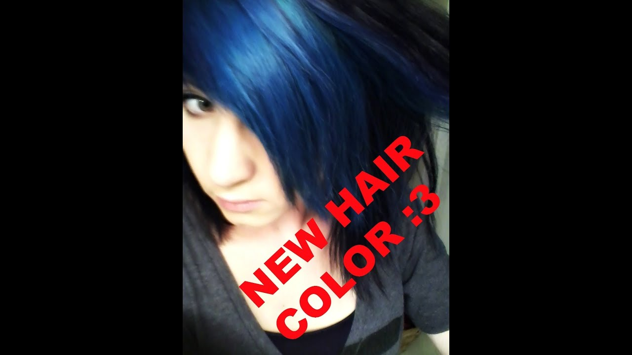 New Hair Color And Review Youtube