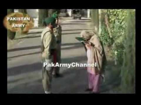 Ae Rah-e-Haq Kay Shaheedo    Pakistan Army Song