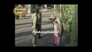 Ae Rah-e-Haq Kay Shaheedo || Pakistan Army Song