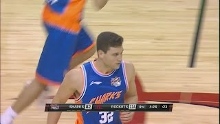 Jimmer Fredette 33 Pts - Full Highlights | Sharks vs Rockets | Oct 2, 2016 | 2016-17 NBA Preseason