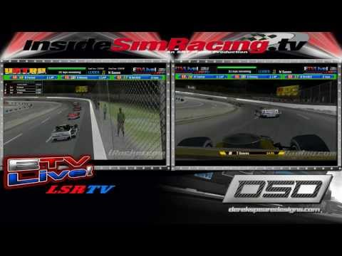 USTRA  Tour Mods Live from South Boston Speedway