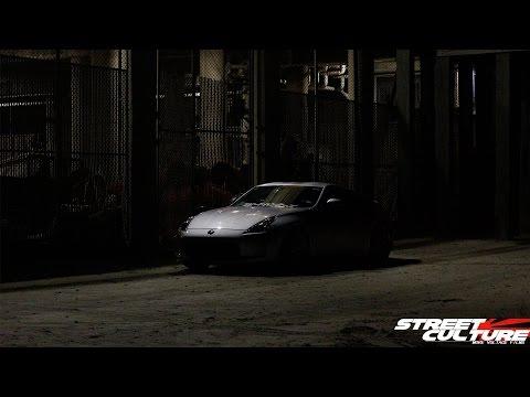 Nissan 370z vs Volkswagen Golf GTi | Subaru Legacy | BMW 335i