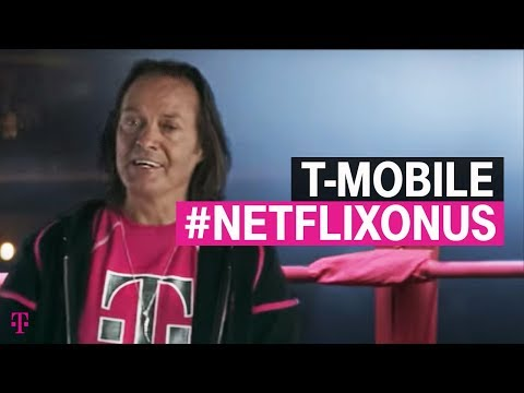 T-Mobile ONE now includes #NetflixOnUs: GLOW