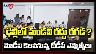 AP Council Abolition: TDP MLCand#39;s To Meet PM Modi In Delhi  | TV5