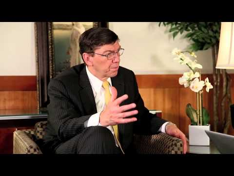 Intentional Living: Clayton Christensen's Conversion Story