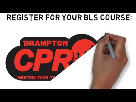 Basic Life Support (BLS-HCP) Brampton
