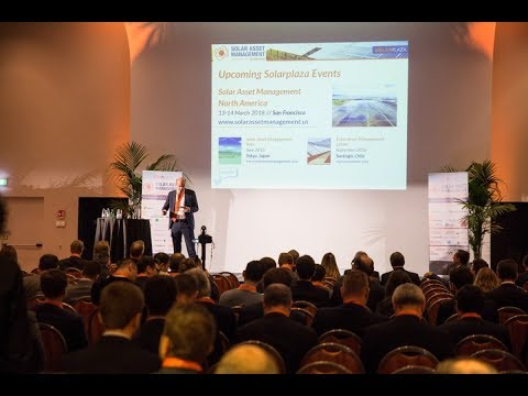Solar Asset Management Europe 2017 - 1 minute impression